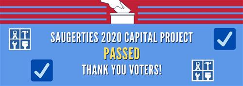 Saugerties 2020 Capital Project Passed