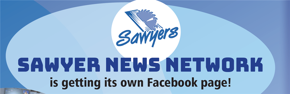 Sawyer News Network is getting its own Facebook page!