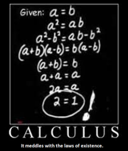 Calculus is amazing